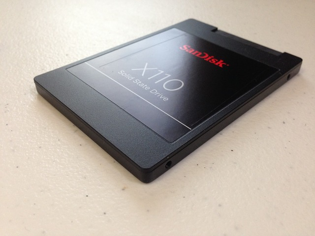 שחזור מידע מכוננן SSD